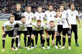 المنتخب الألماني ينتزع بطاقة التأهل لكأس العالم