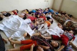 مسؤول أمريكي: سنحاسب النظام السوري على استخدامه الأسلحة الكيماوية