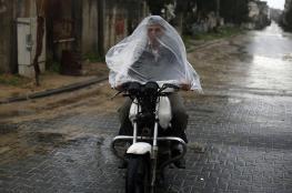 الأمطار تعود لـ فلسطين مجددا.. منخض جوي نهاية الأسبوع الحالي