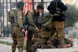 إصابة جندي وشرطي إسرائيليين دهسا على حاجز قرب غور الأردن
