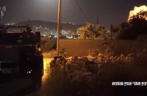 الاحتلال يزعم اعتقال خلية تتبع لحماس في نابلس مكونة من (20) شخصاً خططوا لعمليات ضد أهداف إسرائيلية