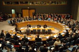 جلسة طارئة لمجلس الأمن بشأن الوضع الانساني في غزة اليوم