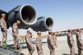 دفعة ثانية من القوات التركية تصل لقطر برفقة قافلة عسكرية
