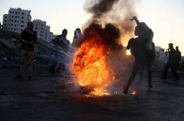 خبير إسرائيلي: استمرار المظاهرات بالضفة وغزة قد يوقع حرب جديدة
