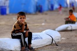 العراق يطلق خطة مشتركة مع الأمم المتحدة لإعادة مليون نازح خلال 2018