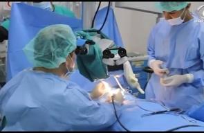 الوفود الطبية القادمة لغزة تساهم في كسر الحصار الطبي المفروض على القطاع - رمزي البيروتي