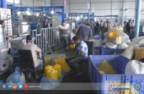 #غزة | انخفاض ملحوظ على أسعار زيت الزيتون بسبب الأوضاع الاقتصادية تقرير | محمد الداعور