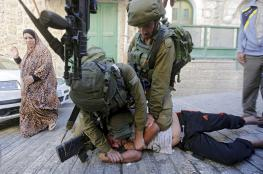 Israeli Soldiers Abduct Ten Palestinians Near Ramallah