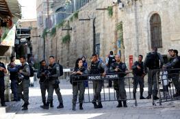 استعدادات أمنية إسرائيلية لافتتاح السفارة الأمريكية في القدس