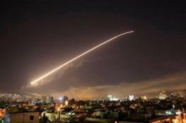 Israeli occupation army hits targets in Syria