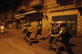 الاحتلال يعتقل 11مواطناً خلال حملة مداهمات في الضفة