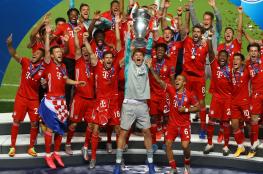 بايرن ميونخ يزيح ريال مدريد ويتربع على صدارة تصنيف الأندية الأوروبية