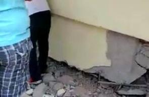 البحث عن مفقودين تحت انقاض منازل دمرها زلزال المكسيك