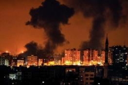 Midnight Horror in Gaza