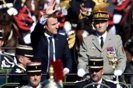 استقالة رئيس أركان الجيوش الفرنسية بعد خلاف مع ماكرون