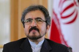 طهران: لصبرنا تجاه تركيا حدود