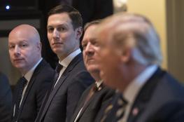 بن سلمان يبحث مع كوشنر وغرينبلات خطط السلام المستقبلية بالشرق الأوسط