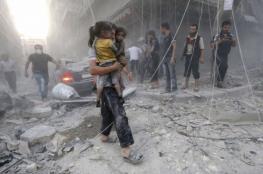 قصف واشتباكات عنيفة في مخيم اليرموك