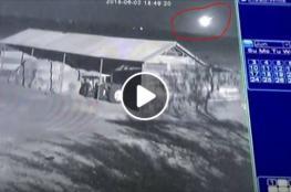 كرة لهبة ضخمة.. لحظة سقوط كويكب جنوبي أفريقيا