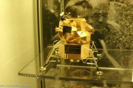سرقة نسخة نادرة من مركبة فضاء