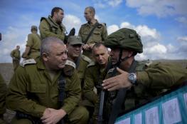 آيزنكوت: تقليص الميزانية سينال من جاهزية الجيش في ظل التهديدات