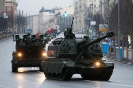 روسيا تستعد لأكبر عرض عسكري في تاريخها
