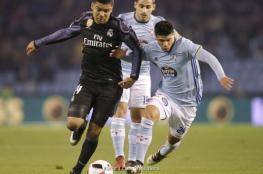 كأس ملك إسبانيا: سيلتا فيغو يقصي ريال مدريد