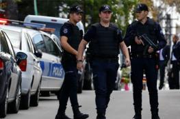 زوجان يتعرضان لحادث مروع في شوارع تركيا