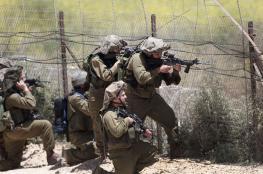 الاحتلال يطلق النار صوب متظاهري غزة