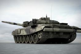 العراق يتسلّم أول دفعة من صفقة الدبابات الروسية