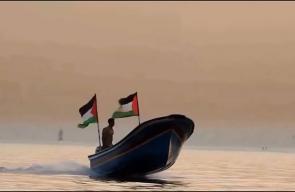 #شاهد بحر مدينة غزة اليوم تصوير شادي سلفيتي