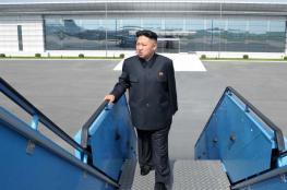 طائرة زعيم كوريا الشمالية تتجه إلى سنغافورة