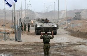 الانسحاب الإسرائيلي من قطاع غزة