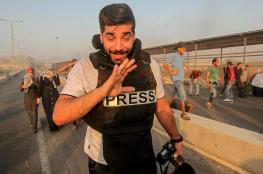 Report: 57 violations against Palestinian press in January