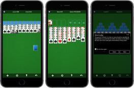 """لعبة """"سوليتير"""" بحلة جديدة للهواتف الذكية"""