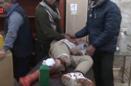 6 شهداء وجرحى جراء تصعيد النظام العسكري بريف حمص