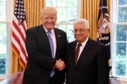 ماذا سيطلب عباس من ترمب خلال زيارته للمنطقة؟