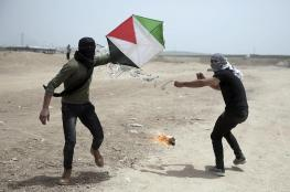 جيش الاحتلال يؤكد شن هجمات ضد مطلقي الطائرات الورقية في غزة اليوم
