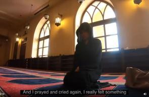 I became Muslim انا صرت مسلمة