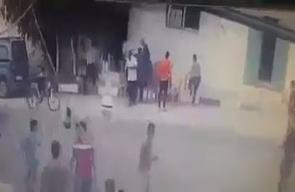 #شاهد   إصابة مسن برصاص #الاحتلال في بلدة عزون شرق قلقيلية صباح اليوم