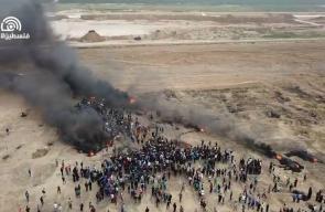 #شاهد : مقتطفات مميزة من #جمعة_الشهداء_والاسرى ضمن #مسيرات_العودة_الكبرى بقطاع غزة