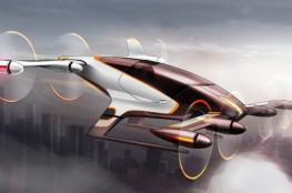 """""""ايرباص جروب"""" تختبر نموذج السيارة الطائرة بحلول نهاية 2017"""