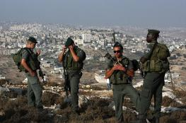 Israeli Colonialist Settlers Occupy Palestinian Lands Near Bethlehem