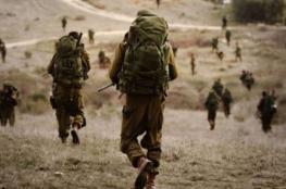 جيش الاحتلال يجري اليوم مناورة في غلاف غزة