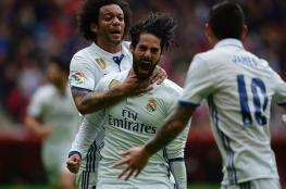 سحر إيسكو يُنقذ ريال مدريد من فخ خيخون بالليجا