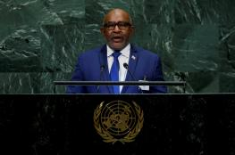 رئيس اتحاد جزر القمر: الشعب الفلسطيني يتعرض لاضطهاد كبير