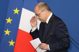 """""""الواسطة"""" تدفع وزير الداخلية الفرنسي للاستقالة"""