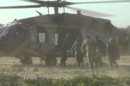 الاحتلال يجري تدريبات عسكرية في تل أبيب