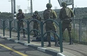 استشهاد شاب برصاص الاحتلال قرب سلفيت