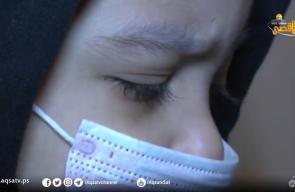 #شاهد .. الاحتلال يحرم أسيراً محرراً من مرافقه ابنه المريض الى الضفة الغربية.